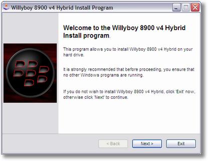 Willyboy v4 8900