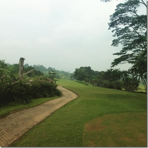Palm Hill Sentul Hole 12