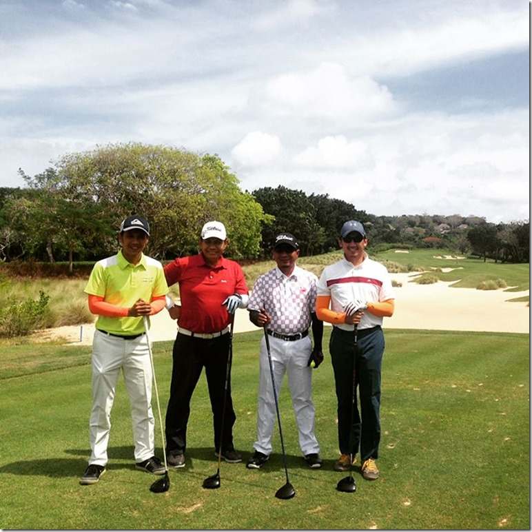Golf at Nusa Dua