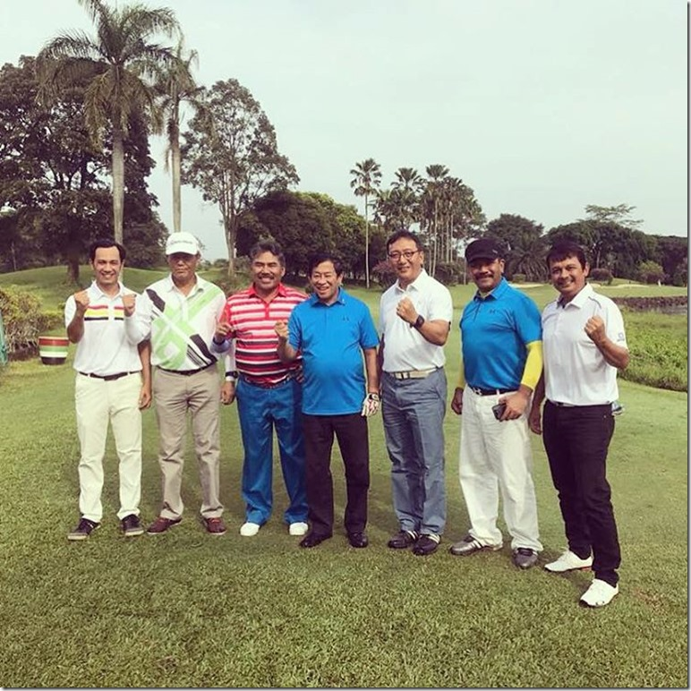 Golf At Palm Hill